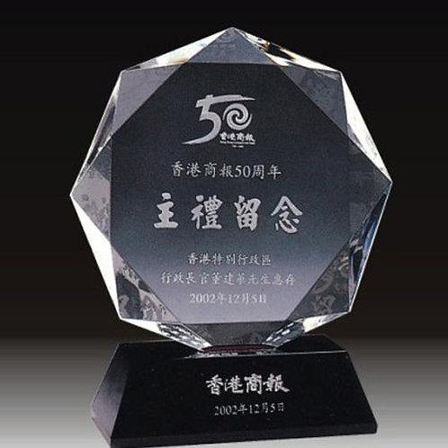 Crystal Trophy CI-30