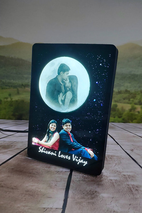 Personalised Magic Moon LED CI-85