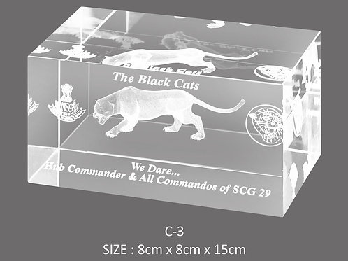 CRYSTAL Cube C-03