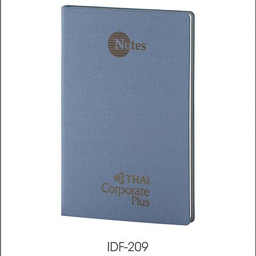 Note BOOK IDF-209