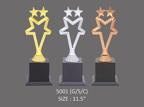 Metal Trophy MT-5001