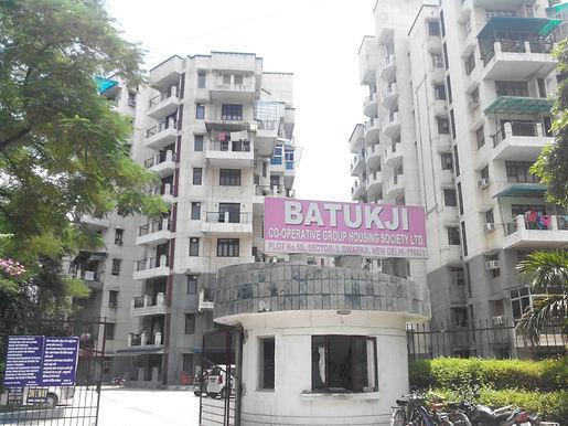 Batuk ji apartment