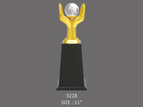 Metal Trophy MT-3228