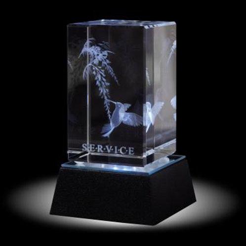 Crystal Trophy CI-25