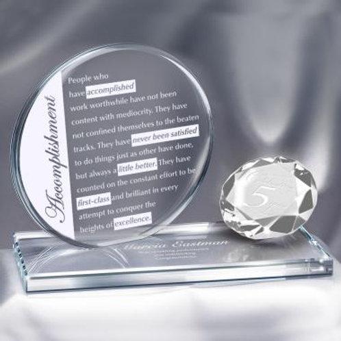 Crystal Trophy CI-32