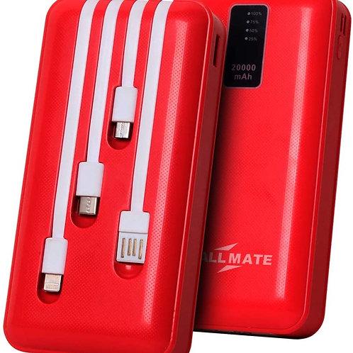 CALLMATE Portable Charger, 20000 mAh CI-CM-06