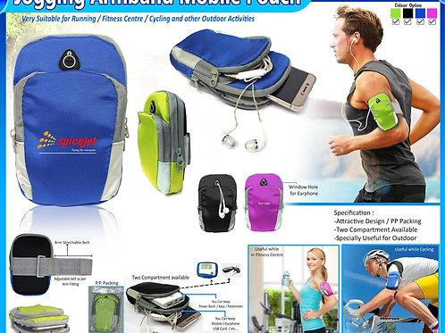 Jogging Armband Mobile Pouch CI-H-1505