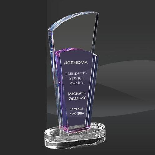 Crystal Trophy CI-48