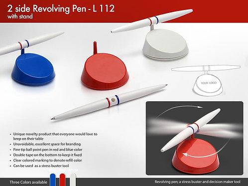 Revolving pen stand L-112