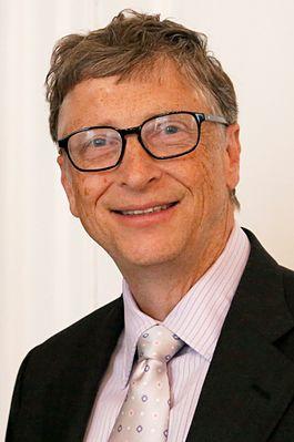 Билл Гейтс, основатель Windows