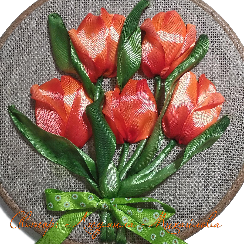 Тюльпаны-оранж2
