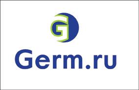 Разработка логотипа для сайта Germ