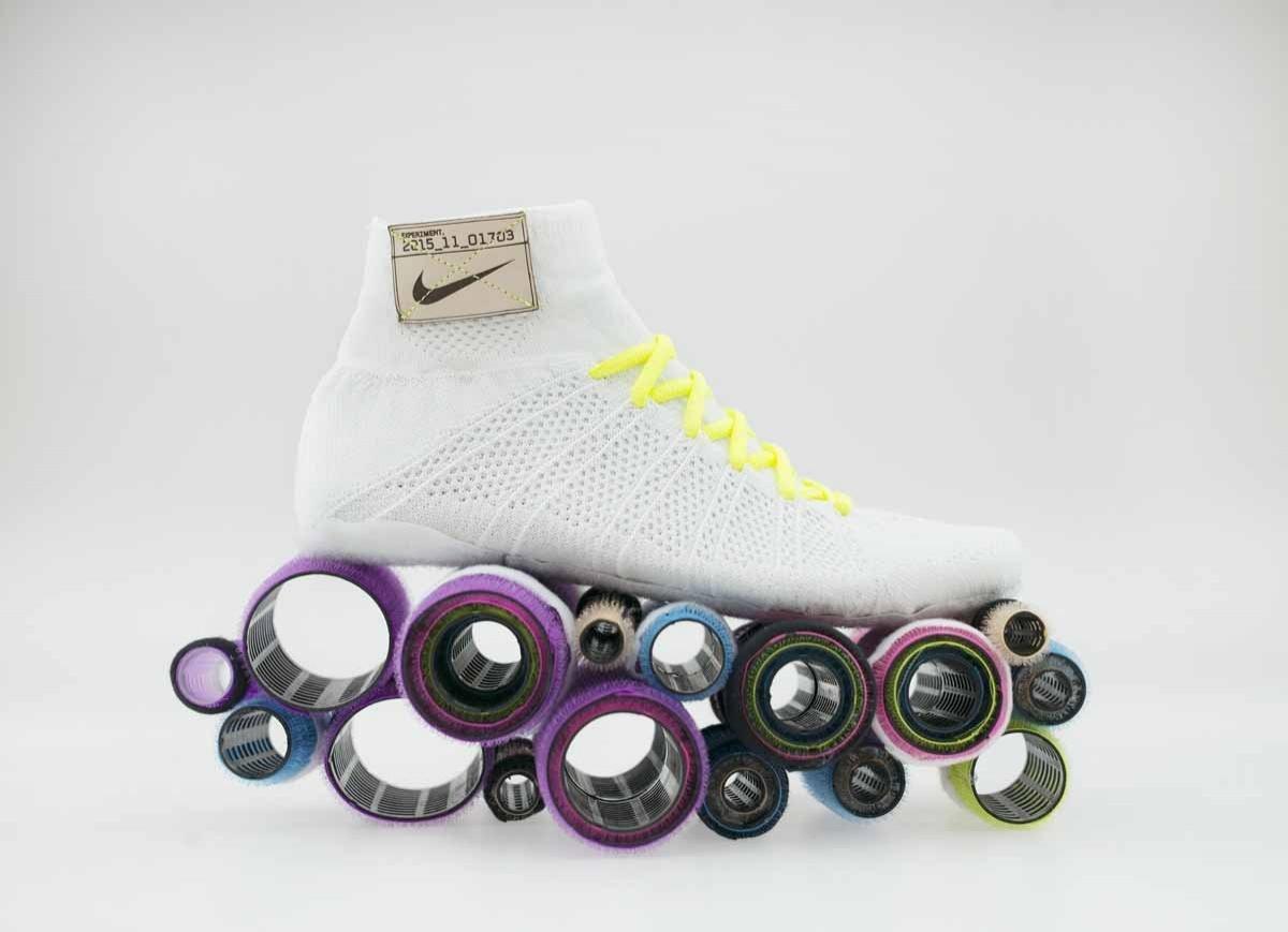 футуризм в обуви