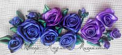 Дизайнерская сумка 27 роз