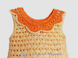 Платье-детское-желто-оранжевое_горловина