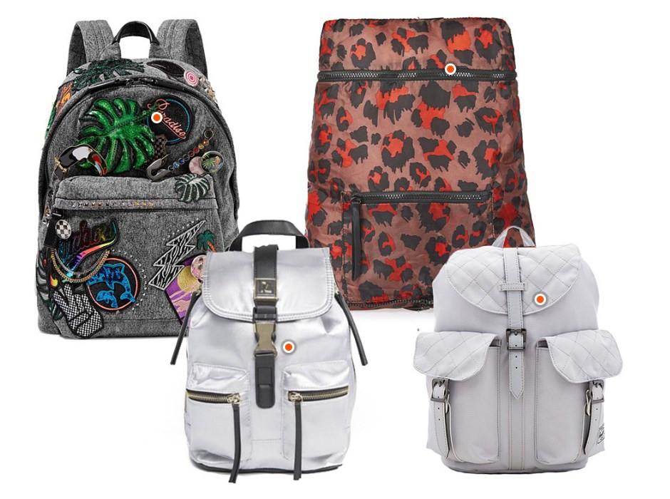 Модные сумки 2017 года/ Рюкзаки