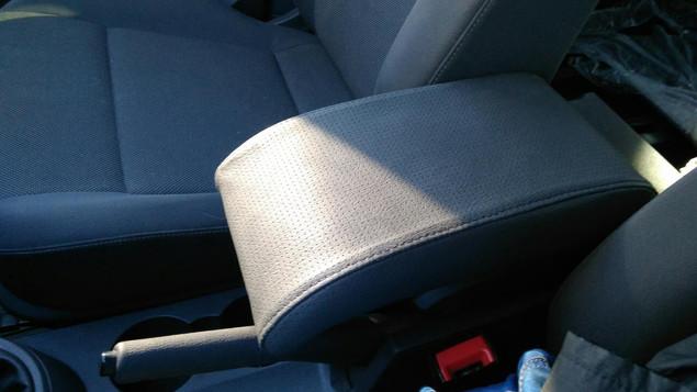 Перетяжка полокотников Hyundai
