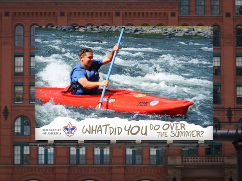 Boy Scouts of America Ad Campaign