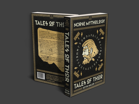 Tales of Thor Book Cover