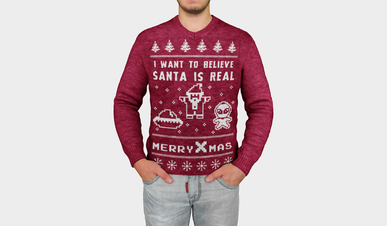 I-want-to-believe-santa-is-real-sweater-