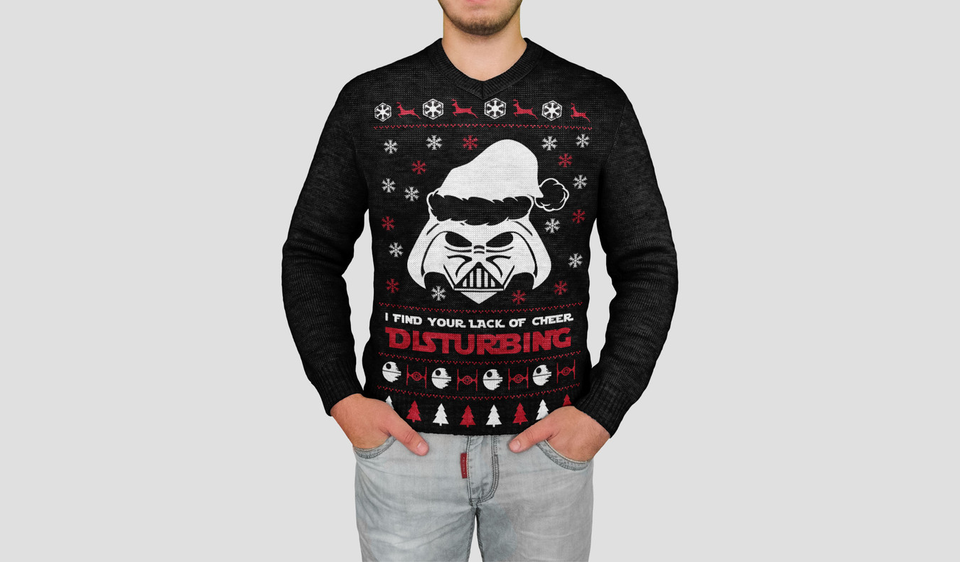 Your-lack-of-cheer-is-disturbing-sweater