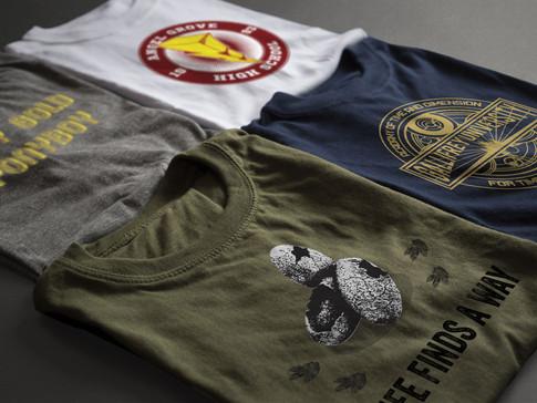 Pop Culture Shirt Designs
