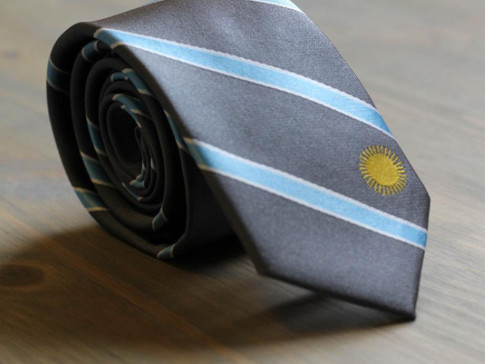 Nation and State Themed Neckties