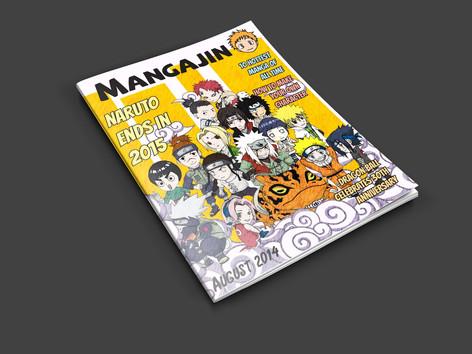 Mangajin Magazine