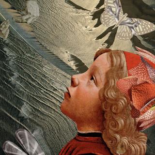 L'enfant et la plume