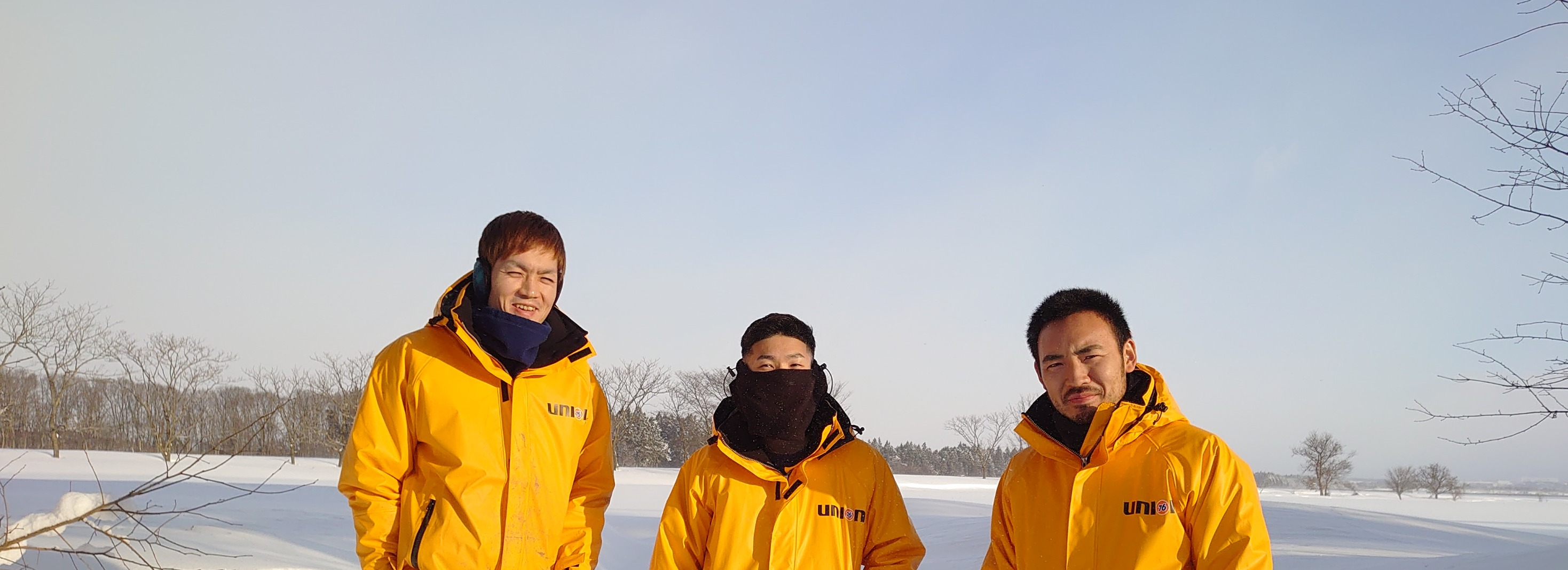 our team 仲間たち