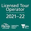Posh Penguins Licensed Tour Operator Membership 2021-22