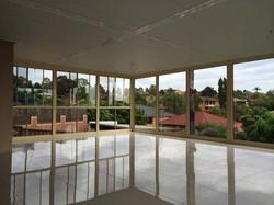 Full glass enclosure1