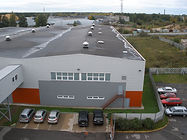 Client Latvijas Finieris, Bolderāja, handed over in 2011.