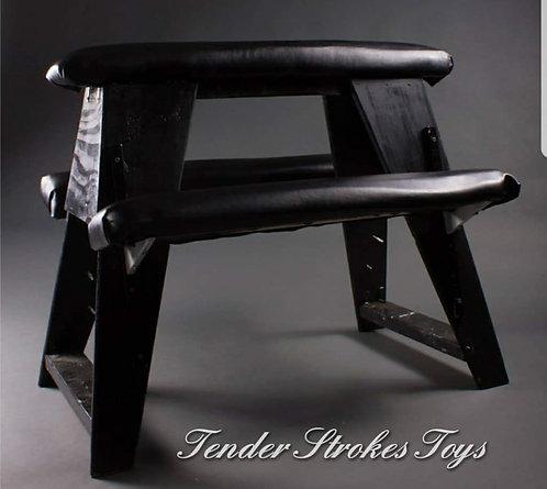 Custom Portable Padded Bench