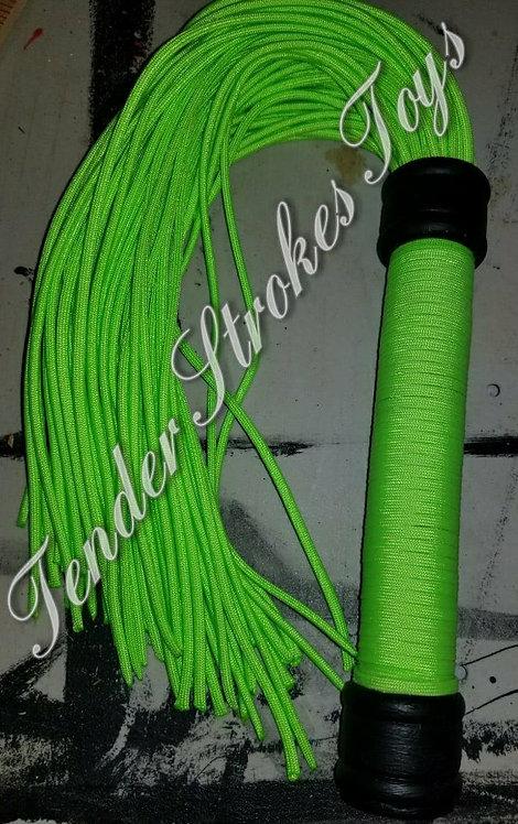 Custom Flogger w/Binded Handle