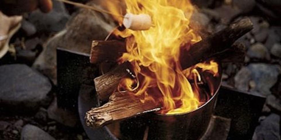 Kiawah Thanksgiving Bonfire