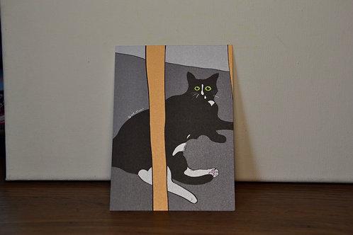 A6 Print Cat Portrait