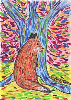Spirit of a Fox -