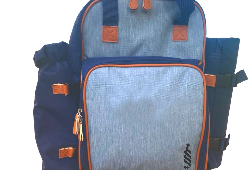Eliz's Picnic Backpack