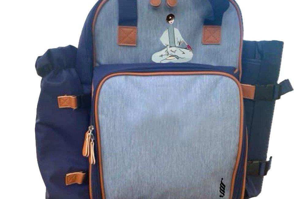 Eliz's Picnic Backpack Meditation