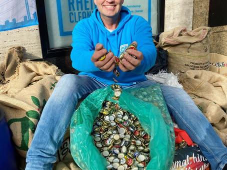SchrottBienen meets Blockblocks Cleanup – Corporate Cleanups