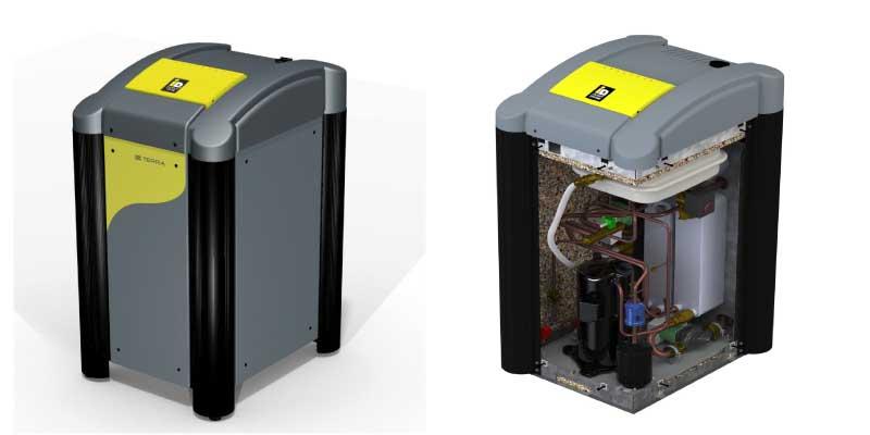IDM Ground Source Heat Pump