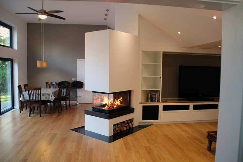 Modern Wood Burning