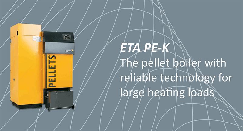 Large Pellet Boilers