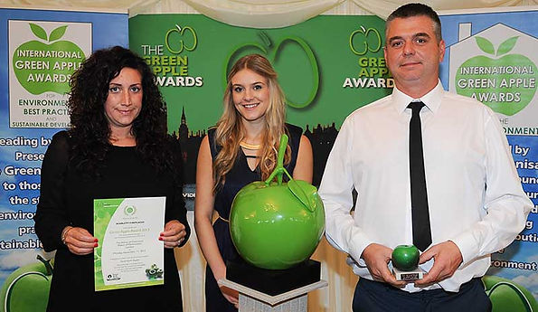 Scarlett Energy, Sustainable Heating System Awards