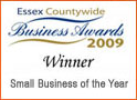 essex small business of the year 2009