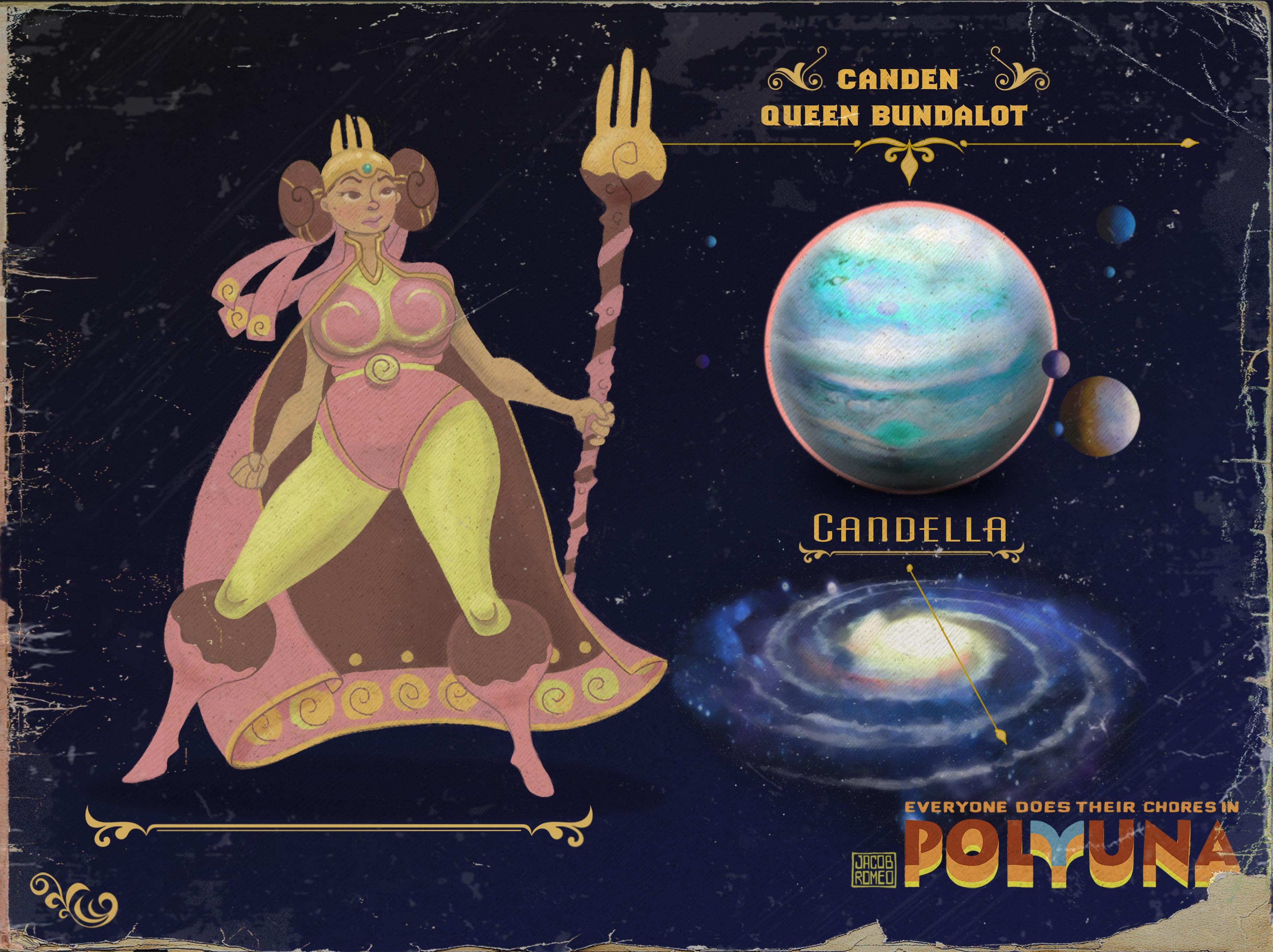 Queen Bundalot