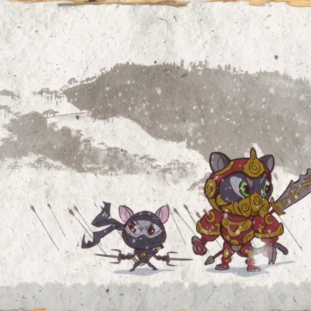 Meow Meow Kitty Commandos: Ancient Origins Video