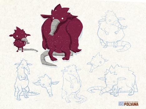 Hoonchrats Concept Sheet