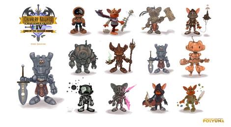 Shop inventory: Armor